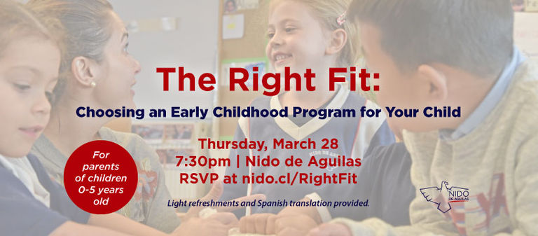 The Right Fit: Choosing an Early Childhood Program
