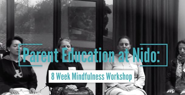 NEW MINDFULNESS COURSE FOR PARENTS