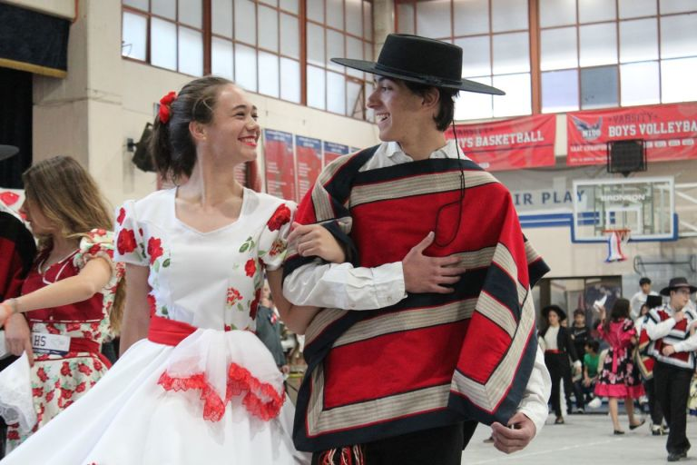 SCHOOLWIDE CUECA COMPETITION
