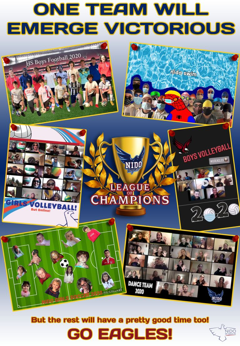 League of Champions Picture Challenge