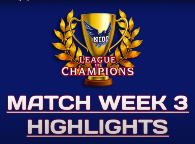 LoC Week 3 Highlights