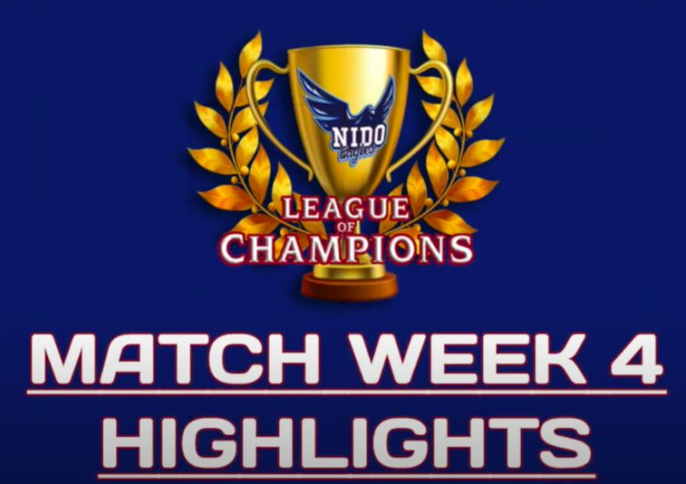 LoC Week 4 Highlights