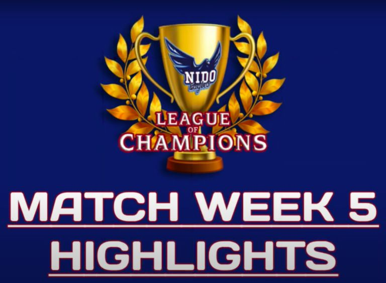 LoC Week 5 Highlights